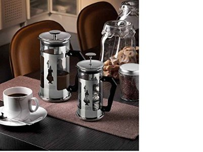 Bialetti 0003160 Cafetiere Italienne French Press 0 Pour Celibataire