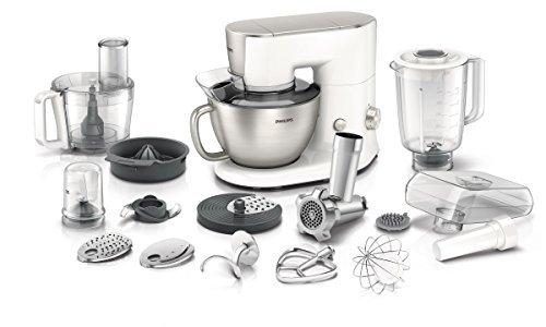 philips hr7958 00 kitchen machine blender robot tr s complet tr s bon rapport qualit prix. Black Bedroom Furniture Sets. Home Design Ideas